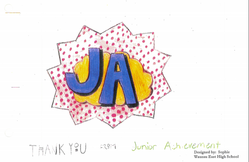 Junior Achievement Thank You